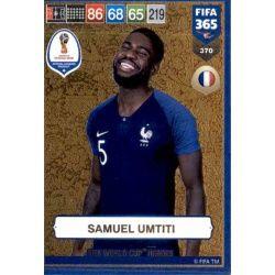 Samuel Umtiti FIFA World Cup Heroes 370