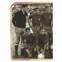 Eurocopa 1964 Alineación 1 - 1