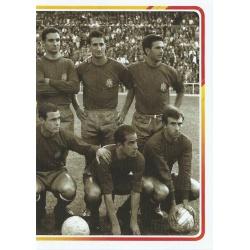 Eurocopa 1964 Alineación 2 - 2