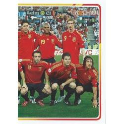 Eurocopa 2008 Alineación 2 - 4