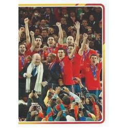 Mundial 2010 Alineación 2 - 8