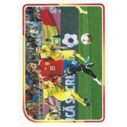 Rumania España Clasificación 10