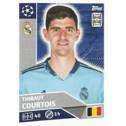Thibaut Courtois Real Madrid RMA 3