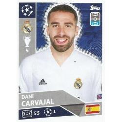 Dani Carvajal Real Madrid RMA 4