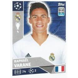 Raphael Varanë Real Madrid RMA 5