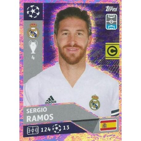 Sergio Ramos Capitán Real Madrid RMA 6