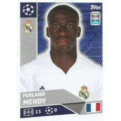 Ferland Mendy Real Madrid RMA 7