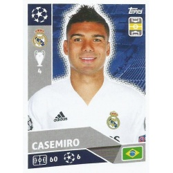 Casemiro Real Madrid RMA 9