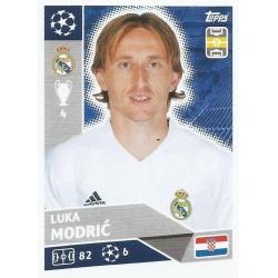 Luka Modrić Real Madrid RMA 11