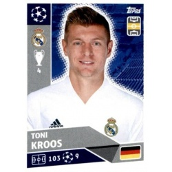 Toni Kroos Real Madrid RMA 12