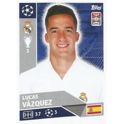 Lucas Vázquez Real Madrid RMA 15