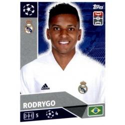 Rodrygo Real Madrid RMA 16