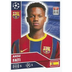 Ansu Fati Barcelona BAR 15