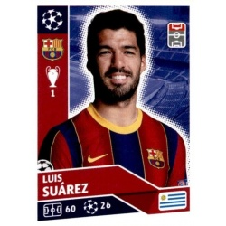 Luis Suárez Barcelona BAR 17