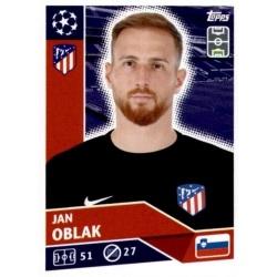 Jan Oblak Atlético Madrid ATM 3