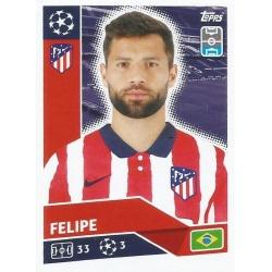 Felipe Atlético Madrid ATM 5