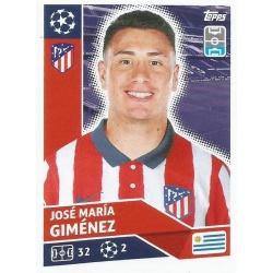 José María Giménez Atlético Madrid ATM 6