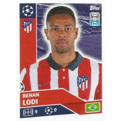 Renan Lodi Atlético Madrid ATM 7
