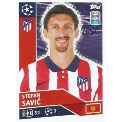 Stefan Savić Atlético Madrid ATM 8