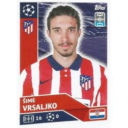 Šime Vrsaljko Atlético Madrid ATM 9
