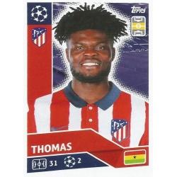 Thomas Atlético Madrid ATM 10