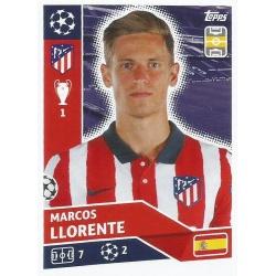 Marcos Llorente Atlético Madrid ATM 11