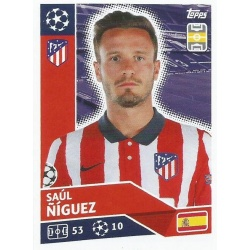 Saúl Ñíguez Atlético Madrid ATM 12