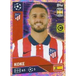 Koke Capitán Atlético Madrid ATM 13