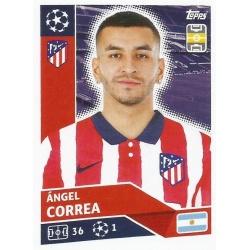 Ángel Correa Atlético Madrid ATM 14