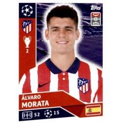 Álvaro Morata Atlético Madrid ATM 17