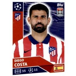 Diego Costa Atlético Madrid ATM 18