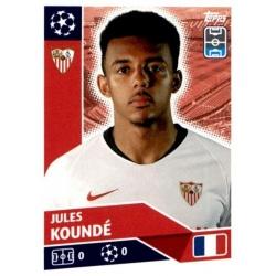 Jules Koundé Sevilla SEV 4