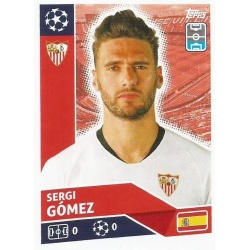 Sergi Gómez Sevilla SEV 6