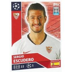 Sergio Escudero Sevilla SEV 7