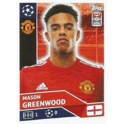 Mason Greenwood Manchester United MUN 18