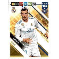 Gareth Bale Real Madrid 81 FIFA 365 Adrenalyn XL