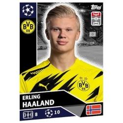 Erling Haaland Borussia Dortmund DOR 18