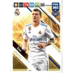 Toni Kroos Real Madrid 77 FIFA 365 Adrenalyn XL