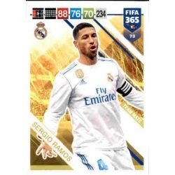 Sergio Ramos Real Madrid 73FIFA 365 Adrenalyn XL
