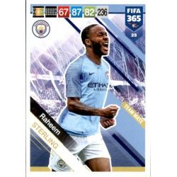 Raheem Sterling Manchester City 25