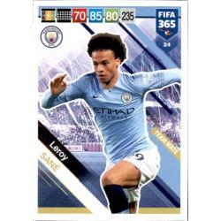 Leroy Sané Manchester City 24