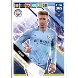 Kevin De Bruyne Manchester City 23