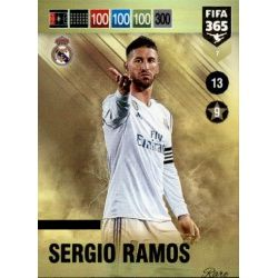 Sergio Ramos Top Master 7 FIFA 365 Adrenalyn XL