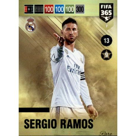 Sergio Ramos Top Master 7