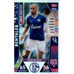 Nabil Bentaleb - Pass Master FC Schalke 04 101