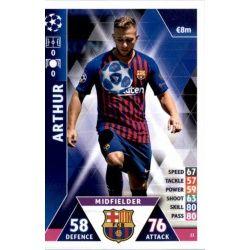 Arthur Barcelona 11