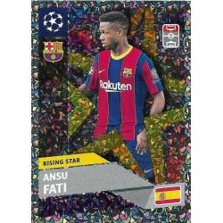 Ansu Fati Rising Stars Barcelona RS 3