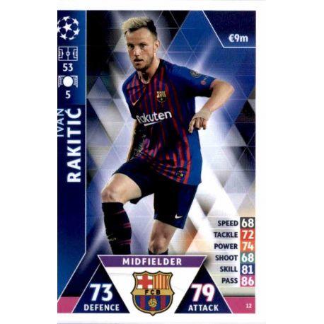 Ivan Rakitić Barcelona 12