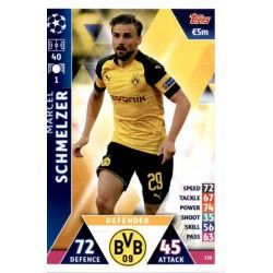 Marcel Schmelzer Borussia Dortmund 130