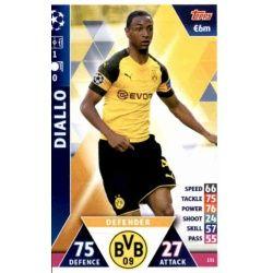 Abdou Diallo Borussia Dortmund 131